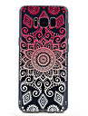 For Samsung Galaxy S8 S8 Plus Mandala Pattern Soft TPU Material Phone Case