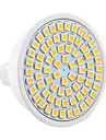 7W 500-700lm GU5.3(MR16) Spot LED MR16 72 Perles LED SMD 2835 Decorative Blanc Chaud Blanc Froid Blanc Naturel 110-220V