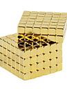 Jouets Aimantes Cubes magiques Anti-Stress 64 Pieces 5mm Jouets Magnetique Carre Cadeau