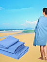 Fresh Style Bath Towel, Solid Colored Superior Quality 100% Micro Fiber Towel Bath Towel