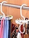 пластик Овал Открытые Главная организация, 1шт Вешалки для галстуков