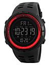 Smartwatch YY1251 varten Pitkä valmiustila / Vedenkestävä / Monikäyttö Ajastin / Sekunttikello / Herätyskello / Ajanotto / Kalenteri / > 480