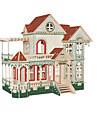 3D퍼즐 직쏘 퍼즐 장난감 유명한 빌딩 집 건축 3D 시뮬레이션 남여 공용 조각