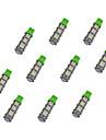10pcs T10 차 전구 1.5W SMD 5050 110lm 방향 지시등 For 유니버셜