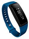 V07 Heart Rate Monitor Smart Watch Bracelet Blood Pressure w/ Pedometer / Stopwatch - Black