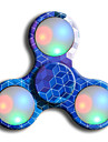 Fidget Spinner Hand Spinner Relieves ADD, ADHD, Anxiety, Autism Office Desk Toys Focus Toy Stress and Anxiety Relief for Killing Time LED