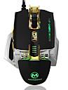 MORZZOR 315 유선 게임 마우스 조정 가능한 DPI 백라이트 4000