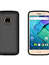 For Motorola Moto G5 Plus G4 Play Case Cover Shockproof Back Cover Solid Color Hard PC G4 Plus G4 Moto Z