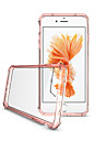 Case For Apple iPhone 7 Plus iPhone 7 Ultra-thin Translucent Transparent Back Cover Solid Color Other Geometric Pattern Hard Acrylic for