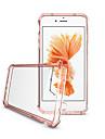 Акриловая крышка с прозрачной подушкой безопасности для серии iphone