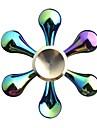 Toupies Fidget Spinner a main Toupies Jouets Jouets Ring Spinner Metal EDCSoulagement de stress et l\'anxiete Focus Toy Jouets de bureau