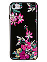 Case For Apple iPhone7 7 Plus  Flower Pattern Hard PC  For iPhone 6s Plus 6 Plus 6s 6