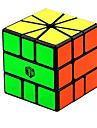 Rubik\'s Cube QI YI Square-1 Smooth Speed Cube Magic Cube Puzzle Cube Smooth Sticker Competition Square Gift Unisex