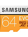 Samsung 64gb micro sd card tf карта памяти карта 100mb / s uhs-3 класс10