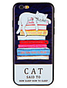 Case for Apple iPhone 7 7Plus  Cat Pattern Soft TPU Back Cover for Apple iPhone 6s plus 6 plus 6s 6