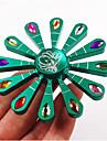 "Fidget Spinner Hand Spinner Spinning Top Toys Toys Novelty 1 ¼"" Diamond Aluminium Alloy EDCFocus Toy Office Desk Toys Relieves ADD, ADHD,"