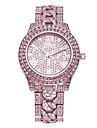 Women\'s Casual Watch Pave Watch Quartz Imitation Diamond Band