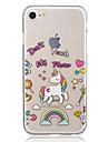 Для яблока iphone 7 плюс 7 одноразовый узор чехол задняя крышка чехол мягкий tpu для яблока iphone 6s плюс 6 плюс 6s 6 5 5s se