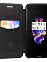 Case For OnePlus One Plus 3 Card Holder Flip Full Body Cases Solid Color Hard PU Leather for One Plus 5 One Plus 3 One Plus 3T OnePlus