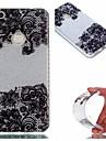Case for Huawei P8 Lite (2017) P9 IMD Back Cover Lace Printing Glitter Shine Soft TPU P9 Lite P8 Lite