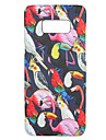 Coque Pour Samsung Galaxy S8 Plus S8 Motif Coque Arriere Animal Bande dessinee Dur Polycarbonate pour S8 S8 Plus S7 edge S7