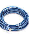 USB 2.0 Cable, USB 2.0 to USB Type B Cable Male - Male 10.0M (30ft)