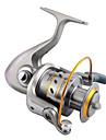 Fishing Reel Bearing Spinning Reels 5.2:1 13 Ball Bearings Exchangable Freshwater Fishing Lure Fishing General Fishing Trolling & Boat