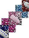 1 Glitter Crystal Rhinestones Nail Jewelry DIY Supplies 3-D Glitters Crystal Artistic Fashionable Jewelry Luxury Jeweled Accessories Art