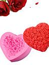1 Piece Moules a gateaux Nouveaute Usage quotidienMariage Anniversaire La Saint Valentin A Faire Soi-Meme Ustensile de Cuisine 3D
