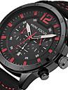 Men\'s Wrist watch Unique Creative Watch Casual Watch Sport Watch Fashion Watch Quartz Calendar / date / day Chronograph Stopwatch Genuine