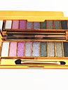 9 Diamond Color in 1 Palette,  6 Color Palette Select Men / Women / Lady Formaldehyde Free / Ammonia Free / Alcohol Free Combination /