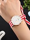Women\'s Fashion Watch Wrist watch Unique Creative Watch Casual Watch Quartz Fabric Band Charm Unique Creative Luxury Elegant Cool Casual