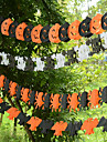 Halloween Party Pull Flower Decoration Pumpkin Spider Sticker Ribbons  Professional 3m