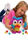 Kit de Bricolage Blocs de Construction Balles Bunchems Jouets Sphere Enfant Pieces