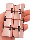 Кубик Infinity Cube Игрушки от стресса Кубики-головоломки Обучающая игрушка Устройства для снятия стресса Новинки Металлические пластик