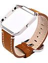 Bracelet de Montre  pour Fitbit Blaze Fitbit Boucle Classique Boucle Moderne Metallique Cuir Sangle de Poignet