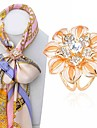 Women\'s Brooches Rhinestone Fashion Classic Rhinestone Alloy Jewelry Jewelry For Daily Casual