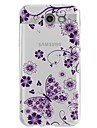 Case For Samsung Galaxy J7 (2017) J3 (2017) Ultra-thin Transparent Pattern Back Cover Flower Soft TPU for J7 (2016) J7 (2017) J7 V J7
