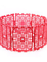 Cat Dog Pet pen Pet Carrier Adjustable Durable Geometric Fuchsia Blue Pink