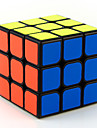 Rubik\'s Cube MoYu 3*3*3 Smooth Speed Cube Magic Cube Educational Toy Stress Relievers Puzzle Cube Smooth Sticker Square Gift