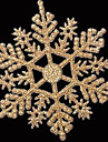 Holiday Decorations Christmas Decorations Christmas Ornaments Gold / Silver / Blue 12pcs