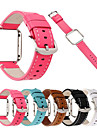 Bracelet de Montre  pour Fitbit Blaze Fitbit Boucle Classique Vrai Cuir Sangle de Poignet