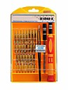 33 in 1 Screwdriver Open Repair Tool Eletrica Magnetic Screw Driver Torx Set Kit for ComputerMobile Cell Phone