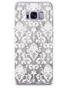 케이스 제품 Samsung Galaxy 패턴 뒷면 커버 나무결 레이스 인쇄 소프트 TPU 용 S8 Plus S8 S7 edge S7 S6 edge plus S6 edge S6 S6 Active S5 Mini S5 Active S5 S4 Mini