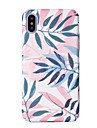 Pour iPhone X iPhone 8 Etuis coque Motif Coque Arriere Coque Arbre Dur Polycarbonate pour Apple iPhone X iPhone 8 Plus iPhone 8 iPhone 7