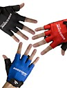 Sports Gloves Bike Gloves / Cycling Gloves Breathable Fingerless Gloves Lycra Mountain Cycling Road Cycling Cycling / Bike Men\'s Women\'s