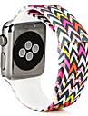 Ремешок для часов для Apple Watch Series 3 / 2 / 1 Apple Спортивный ремешок силиконовый Повязка на запястье