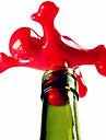 1Pc Creative Happy Man Guy Plastic Wine Bottle Stopper Novelty Bar Tools Cork Bottle Plug Cap Sealer