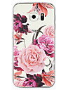 Case For Samsung Galaxy S8 Plus S8 Pattern Back Cover Flower Soft TPU for S8 Plus S8 S7 edge S7 S6 edge plus S6 edge S6