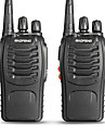 BAOFENG 2 Pcs BF-888S Walkie Talkie Handheld Low Battery Warning PC Software Programmable Voice Prompt VOX Time Out Timer Busy Channel